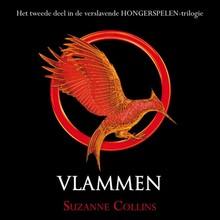 Suzanne Collins Vlammen - Het tweede deel in de verslavende Hingerspelen-trilogie