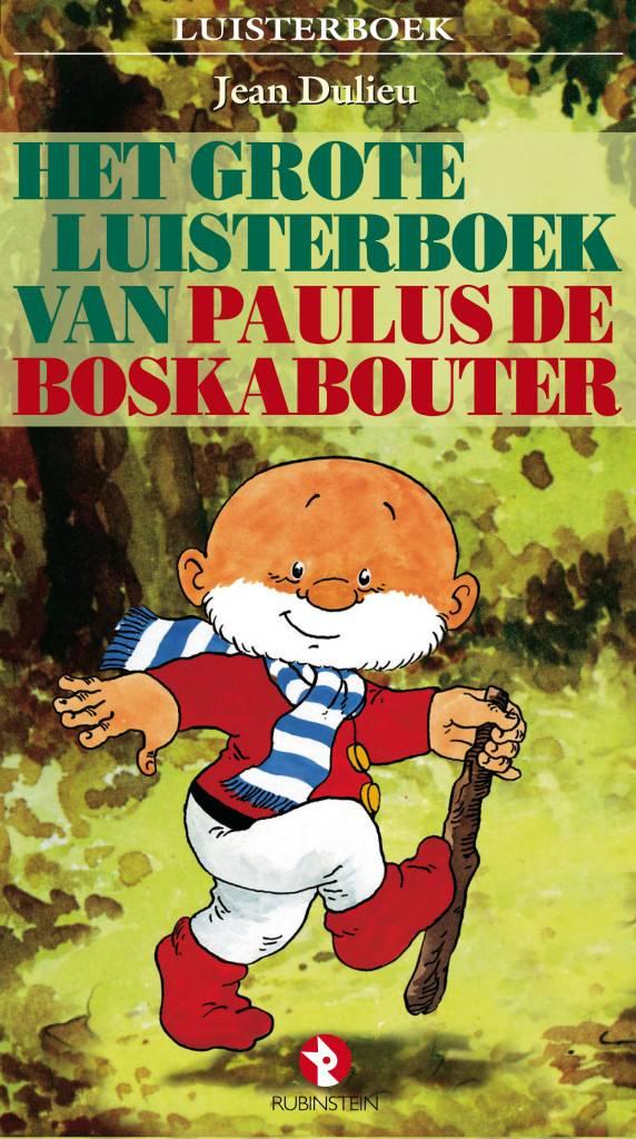 het grote luisterboek van paulus de boskabouter van jean dulieu bij