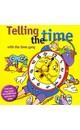 Meer info over Philip Hawthorn Telling the time bij Luisterrijk.nl
