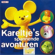 Anne Kalkman Kareltje's spannende avonturen - Deel 2