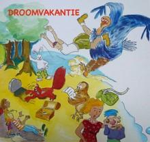 Tjitske Parma Droomvakantie - Een (h)eerlijk  hoorspel over een familie die doldwaze avonturen beleeft