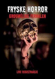Edgar Allan Poe Fryske horror - Grouwélige ferhalen - Live registraasje