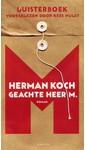 Herman Koch Geachte heer M.