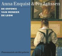 Anna Enquist De erfenis van meneer de Leon - Pianomuziek uit Het geheim