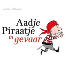Marjet Huiberts Aadje Piraatje in gevaar