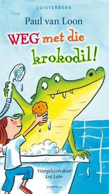 Paul van Loon Weg met die krokodil