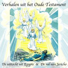 Willem Erné De uittocht uit Egypte - De val van Jericho - Verhalen uit het Oude Testament