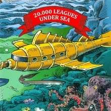Jules Verne 20.000 leagues under the sea