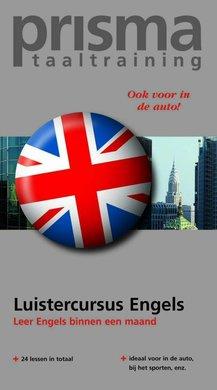Willy Hemelrijk Luistercursus Engels - Leer Engels binnen een maand (serie: Prisma Taaltraining)
