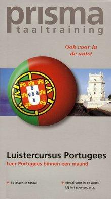 Willy Hemelrijk Luistercursus Portugees - Leer Portugees binnen een maand (serie: Prisma Taaltraining)