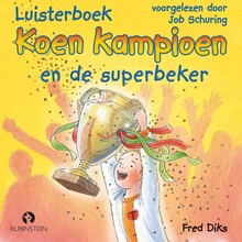Fred Diks Koen Kampioen en de superbeker