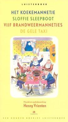Nancy Nolte Het Gouden Boekjes Luisterboek - Een Gouden Boekjes Luisterboek (serie)