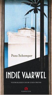 Pans Schomper Indië vaarwel