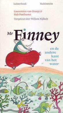 Laurentien van Oranje Mr Finney en de andere kant van het water
