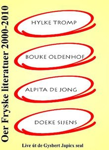 Hylke Tromp Oer Fryske literatuer 2000-2010 - Sirkwy Seminar