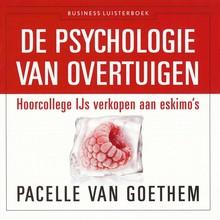 Pacelle van Goethem De psychologie van overtuigen - Hoorcollege IJs verkopen aan eskimo's