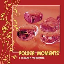 Sylvia Roosendaal Power moments - 5 minuten meditaties