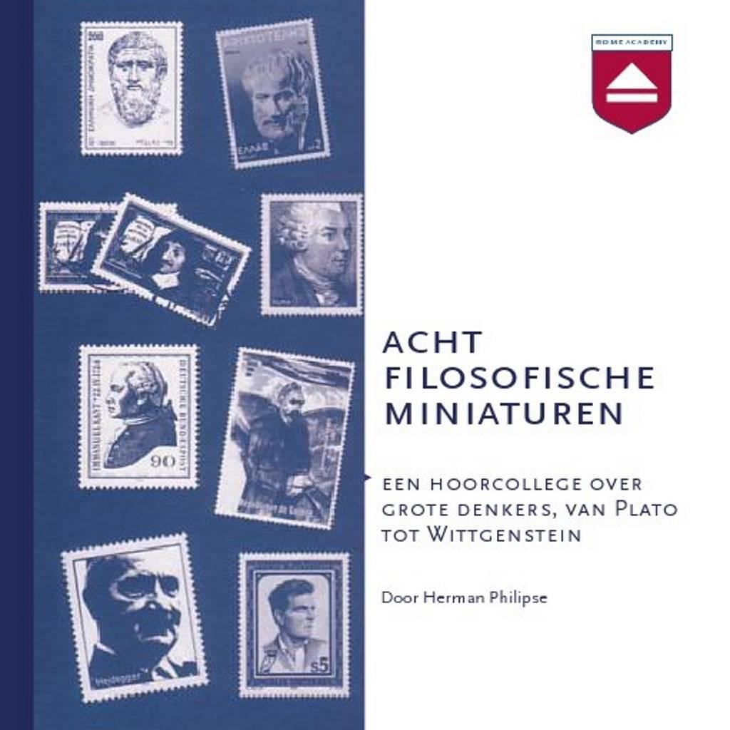 Herman Philipse Acht filosofische miniaturen