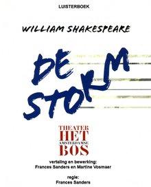 William Shakespeare De storm