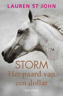 Lauren St John Storm 1 Het paard van een dollar