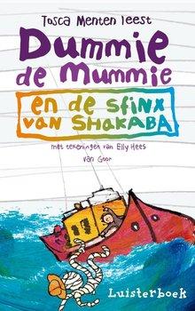 Tosca Menten Dummie de mummie en de sfinx van Shakaba