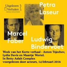 Anton Tsjechov Verhalen over liefde - Week van het Korte Verhaal 2016