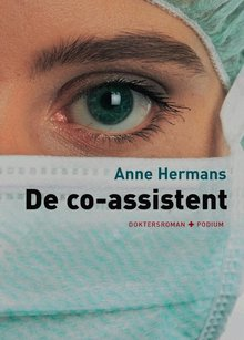 Anne Hermans De co-assistent - Doktersroman