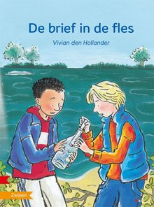 Vivian den Hollander De brief in de fles