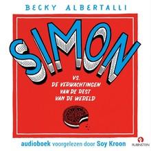 Becky Albertalli Simon vs. de verwachtingen van de rest van de wereld