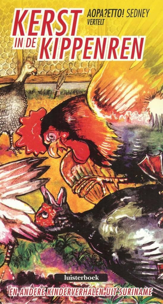 Etto Sedney Kerst in de kippenren