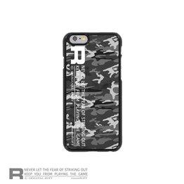 ROFY iPhone CASE - GREY CAMO