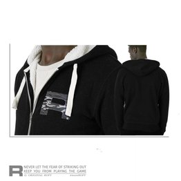 ROFY SHERPA BLACK
