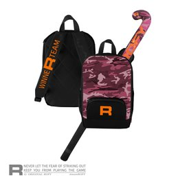 ROFY BACKPACK JUNIOR - PINK CAMO