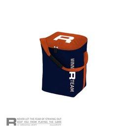 ROFY BALLEN TAS - CLASSIC ORANGE/NAVY