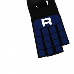 ROFY Classic Line Blue Glove