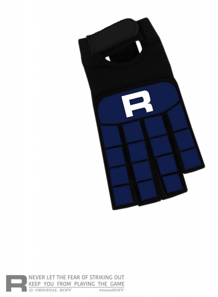 ROFY Classic Line Blue Glove