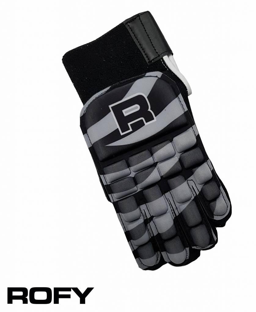 ROFY Full Finger Indoor Glove Zebra