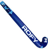 ROFY Classic Blue 50% Carbon Mid Bow