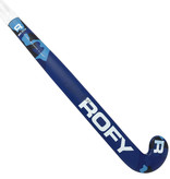 ROFY Classic Blue 50% Carbon Mid Bow   - Copy