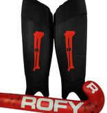 ROFY SKULL SHINGUARD - WASHABLE