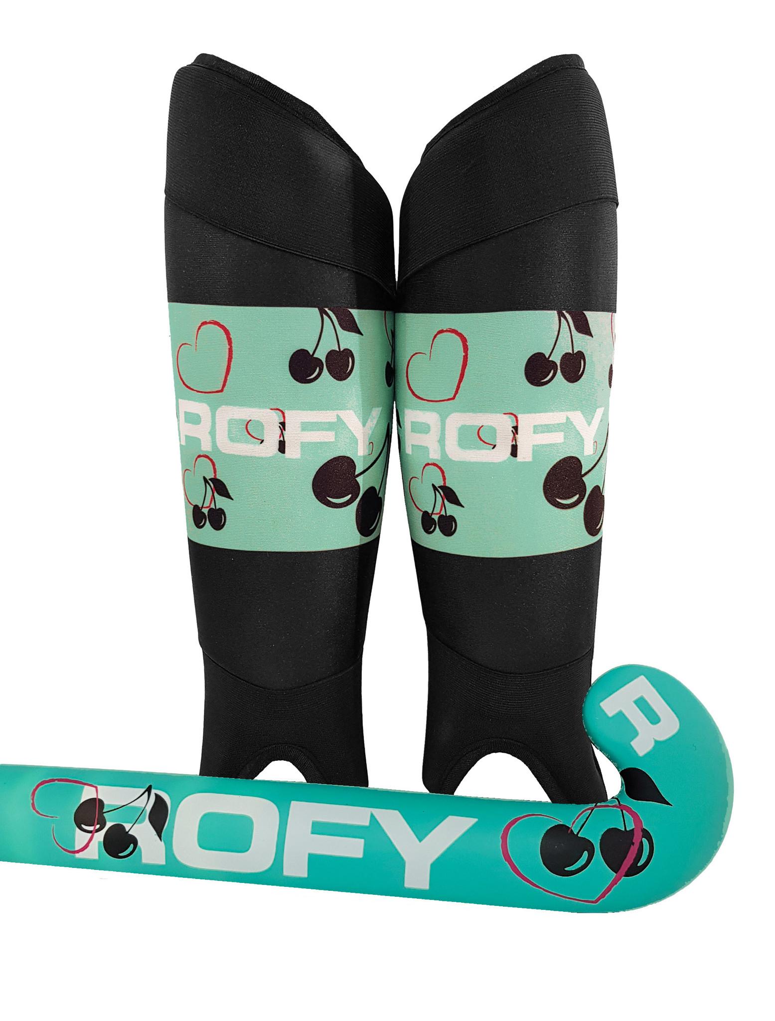 ROFY CHERRY SCHEENBESCHERMER - WASHABLE