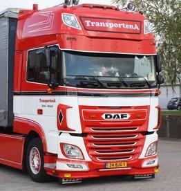 DAF XF Euro 6 Onderspoiler