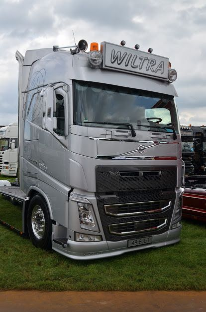 Spoiler for Volvo FH4