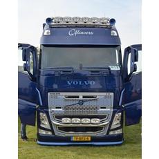 Solarguard Onderspoiler Volvo FH4/FH5 + FM5