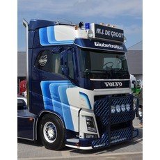 Solarguard Onderspoiler Volvo FH4