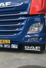 Mudflap brackets for DAF XF Euro 6