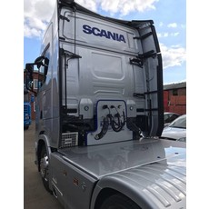 Suspension Covers Scania S serie