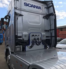 Suspension Covers Scania S-serie