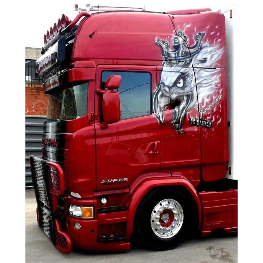 Coles Custom Windscreenguard Scania R