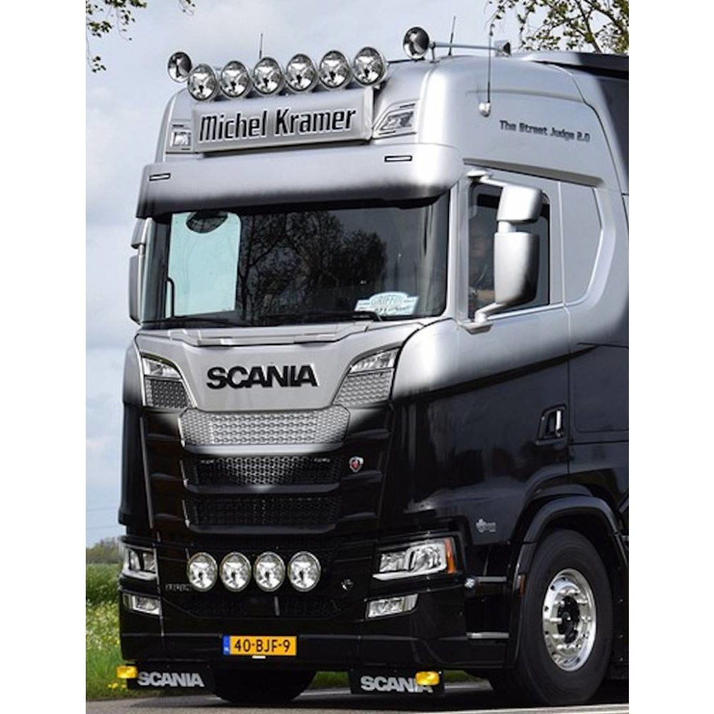 Solarguard Zonneklep Scania NextGen